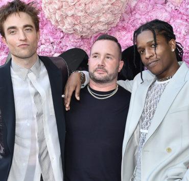 Robert Pattinson, Kim Jones, A$AP Rocky