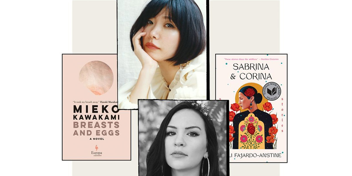 Meiko Kawakami & Kali Fajardo Anstine, Books