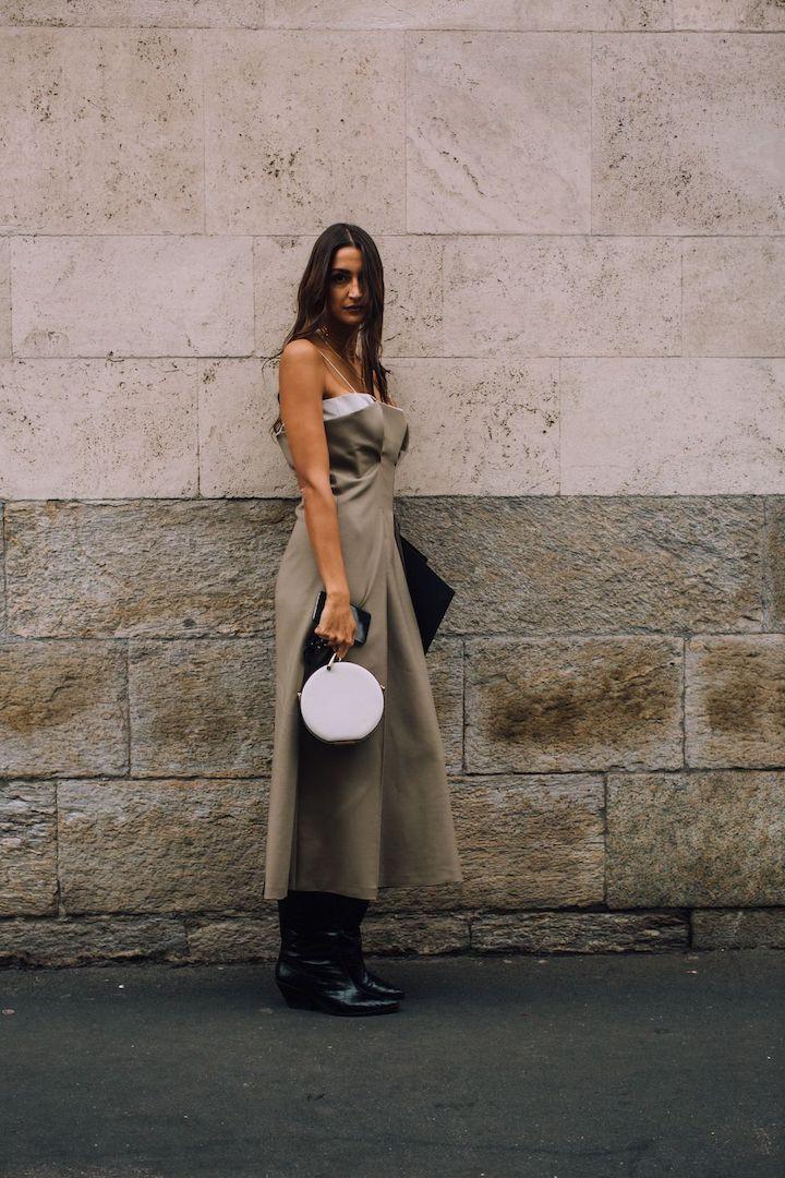 Milan Fashion Week SS21 Street Style