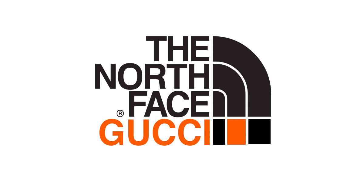 North Face X Gucci