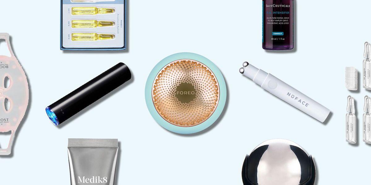 At Home Facial Tools