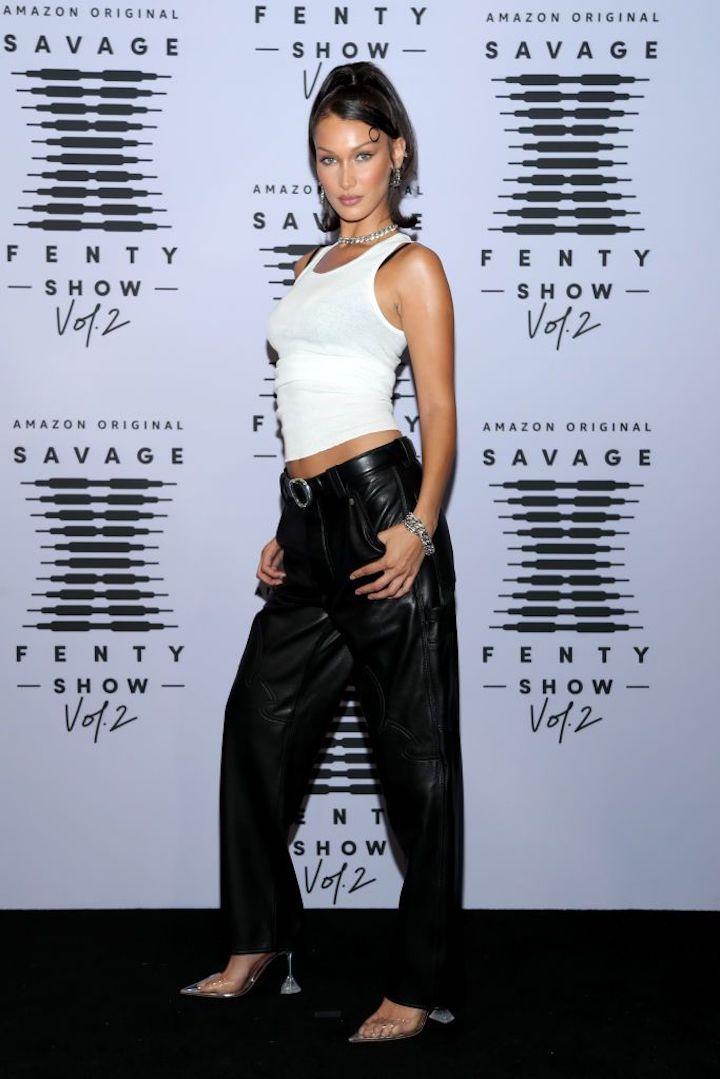 Bella Hadid, Savage x Fenty
