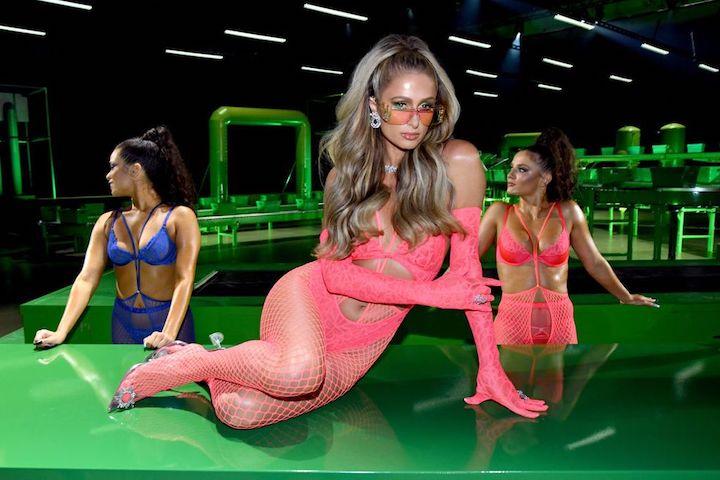 Paris Hilton, Savage x Fenty
