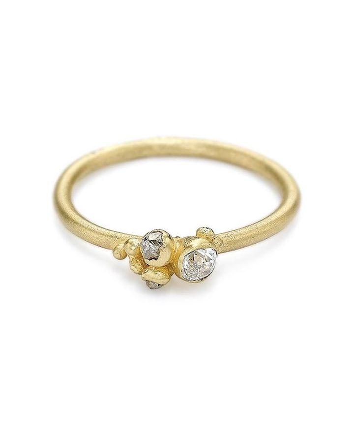 Ruth Tomlinson Engagement Ring