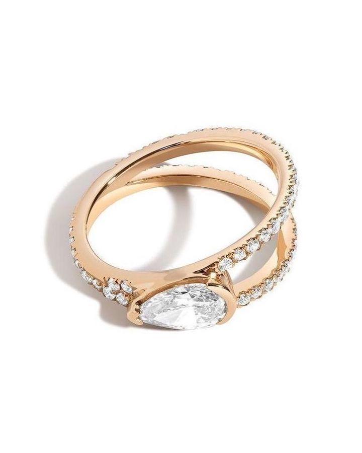 Shahla Karimi Engagement Ring