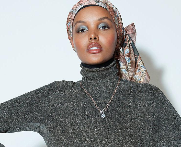 Halima Aden, November 2020