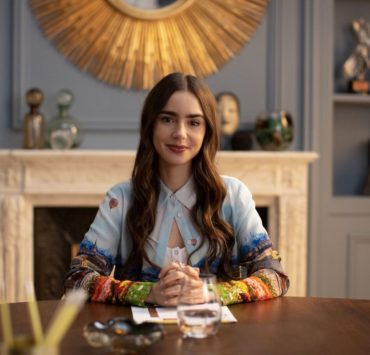 Emily in Paris, Lily Collins
