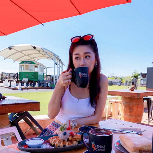 Michelle Tong, owner of Gaily Bakes