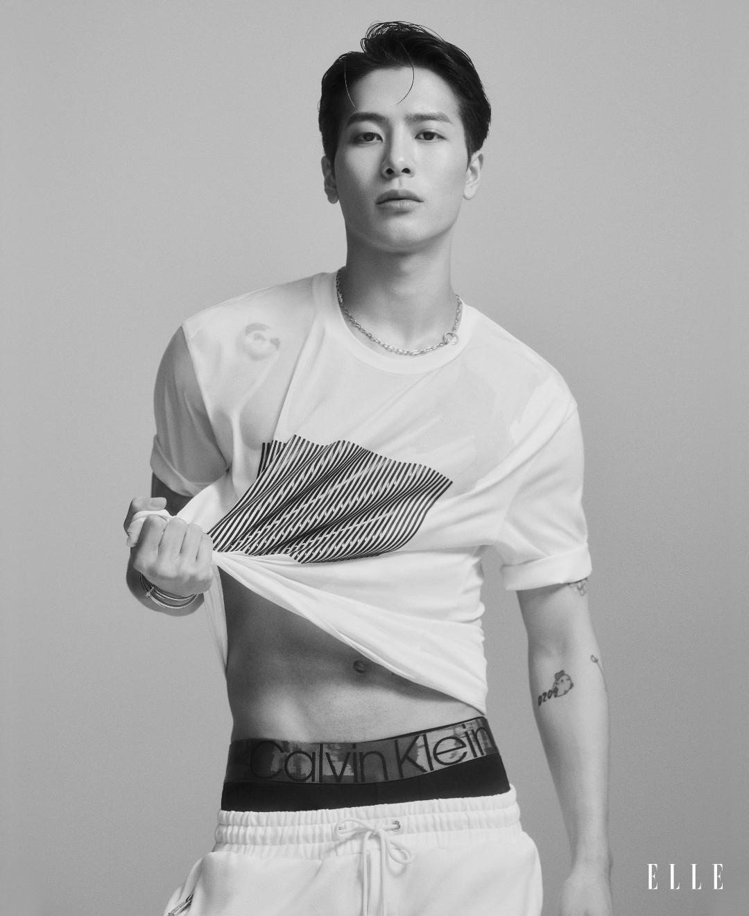 Jackson Wang, Calvin Klein, Dec 2020