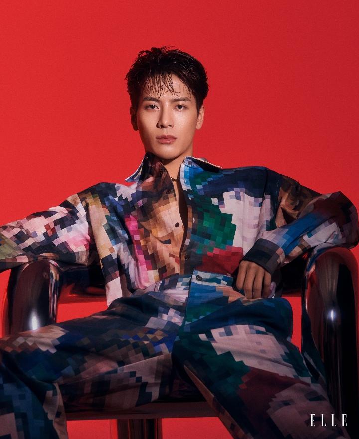 Jackson Wang, Xander Zhou, December 2020