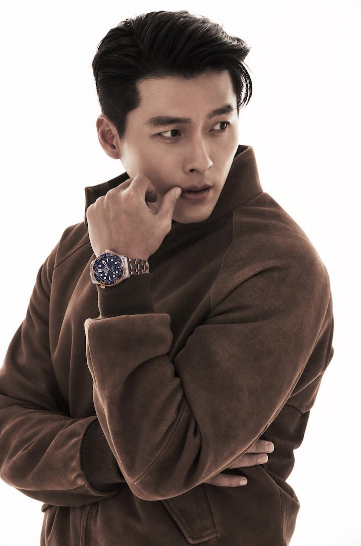 Hyun Bin, Omega