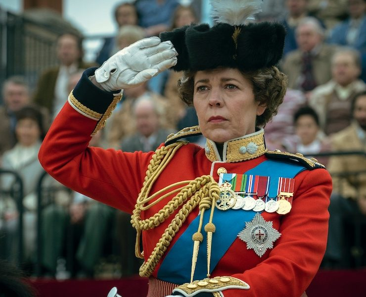 The Crown Season 4, Olivia Coleman