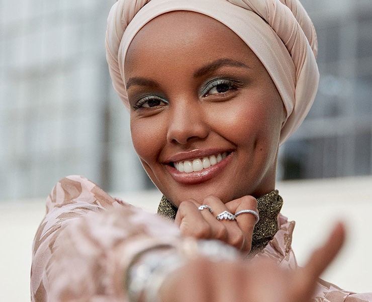 Halima Aden, November 2020 Cover Star