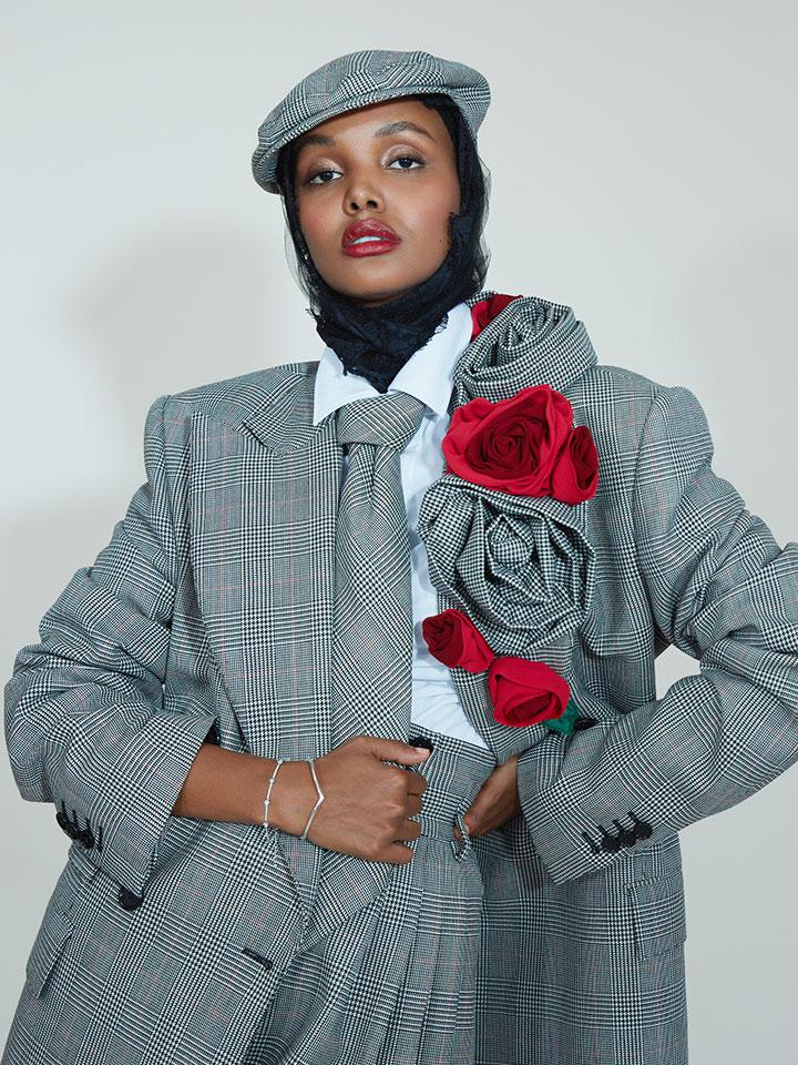 Halima Aden, November 2020 Cover Star