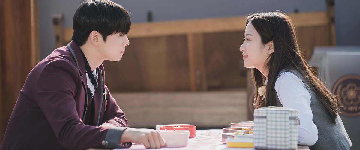 Exclusive! ELLE Chats With True Beauty's Cha Eun Woo and Moon Ga Young -  ELLE SINGAPORE